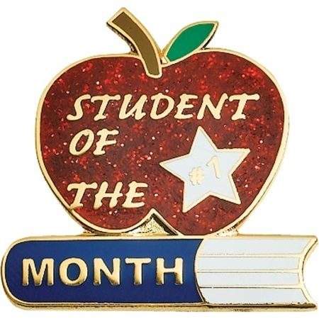 October Student of the Month