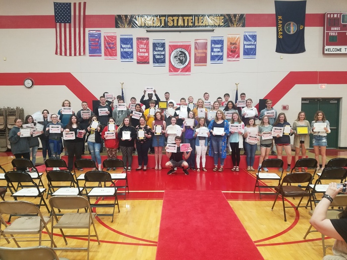 Academic Awards 2019