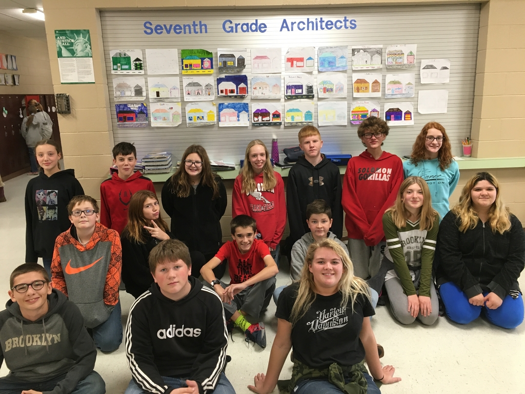 Seventh Grade Architects
