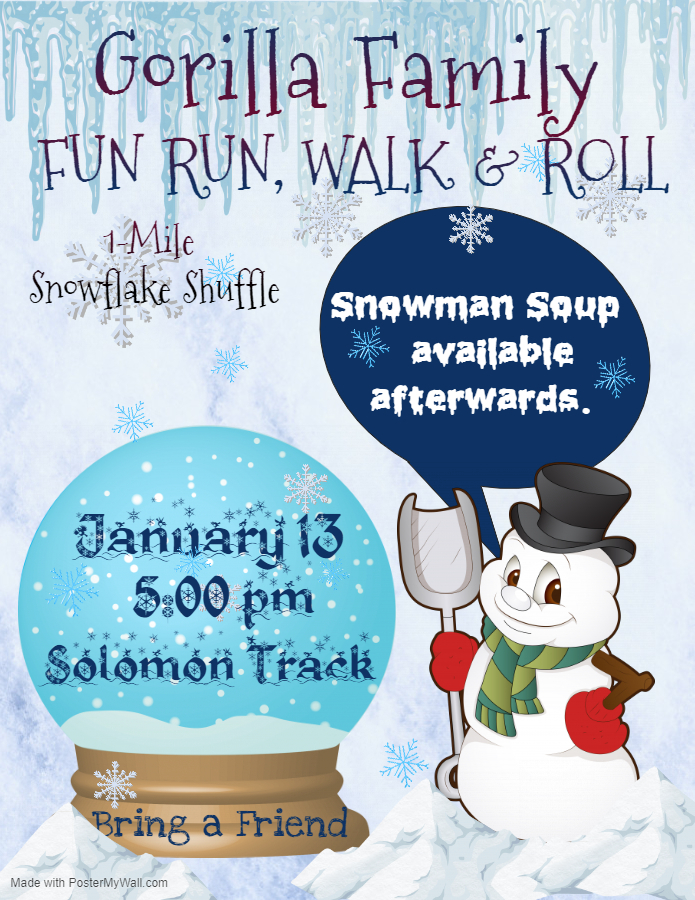 January 2020 Fun Run
