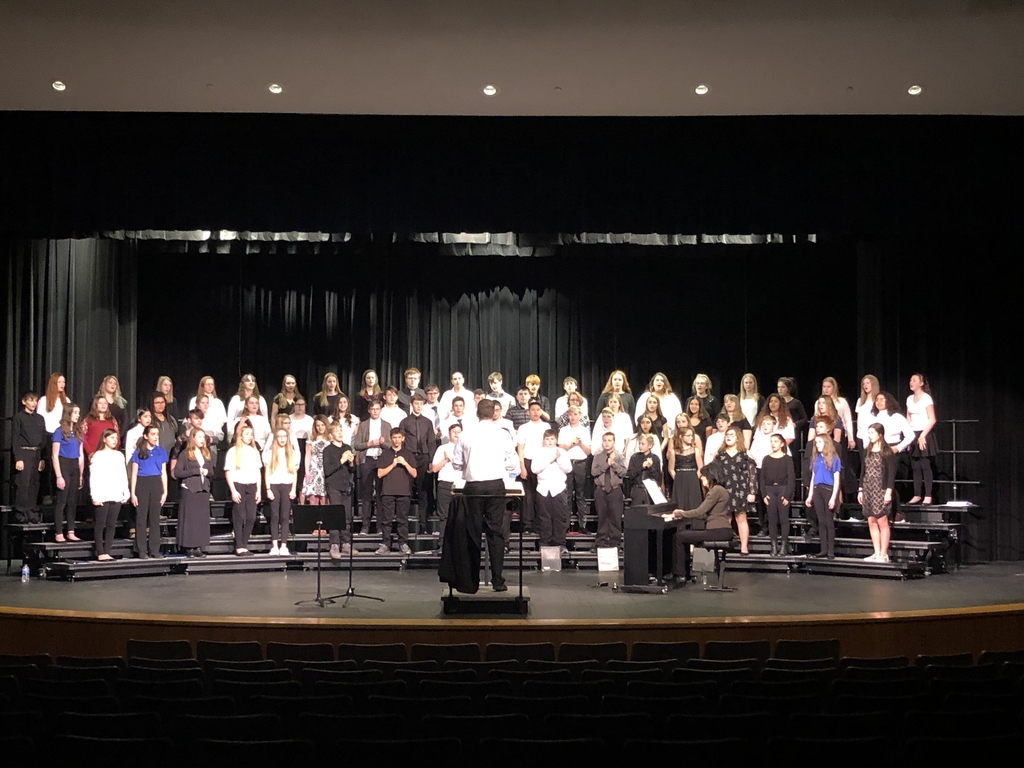 MS Honor Choir